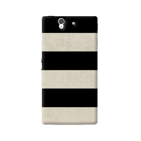 Vintage Stripes Sony Xperia Z Case