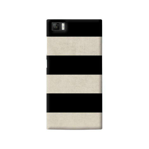 Vintage Stripes Xiaomi Mi3 Case