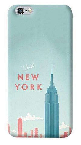 Visit New York Apple iPhone 6/6S Case