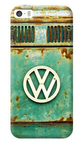 VW Retro Apple iPhone 5/5S Case