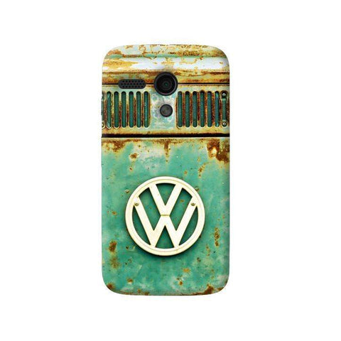 VW Retro Moto G Case