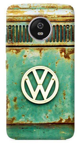 VW Retro Motorola Moto G5 Plus Case