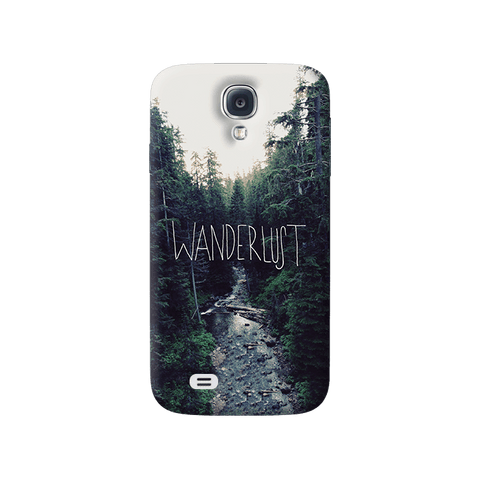 Wanderlust Galaxy S4 Case