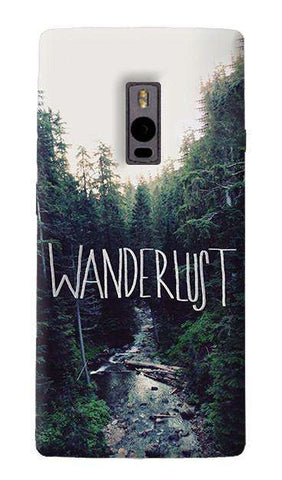 Wanderlust OnePlus Two Case