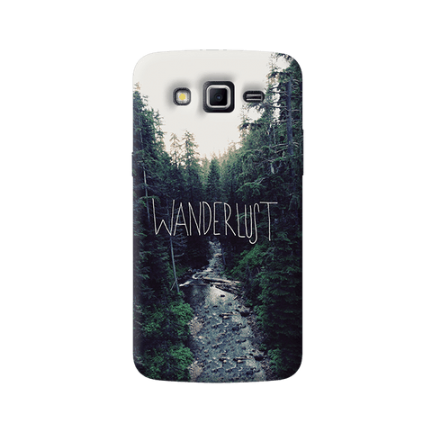 Wanderlust Samsung Galaxy Grand 2 Case