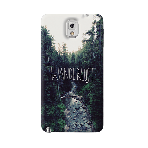 Wanderlust Samsung Galaxy Note 3 Case