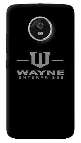 Wayne Enterprise Motorola Moto G5 Plus Case