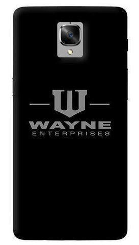 Wayne Enterprise Oneplus 3/ 3T Case