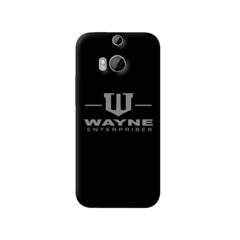 Wayne Enterprises   HTC One M8 Case