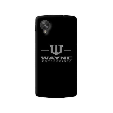 Wayne Enterprises   LG Nexus 5 Case