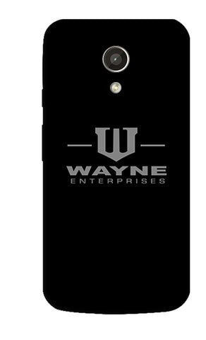 Wayne Enterprises   Motorola Moto G 2nd Gen Case