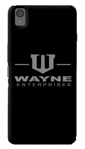 Wayne Enterprises   Oneplus X Case