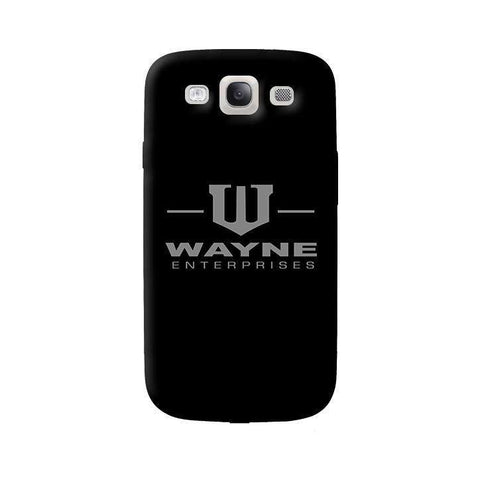 Wayne Enterprises   Samsung Galaxy S3 Case