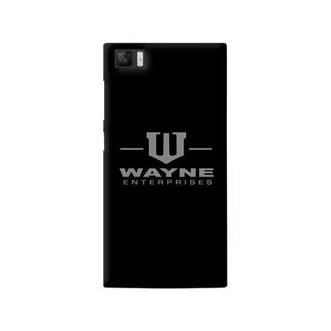 Wayne Enterprises   Xiaomi Mi3 Case