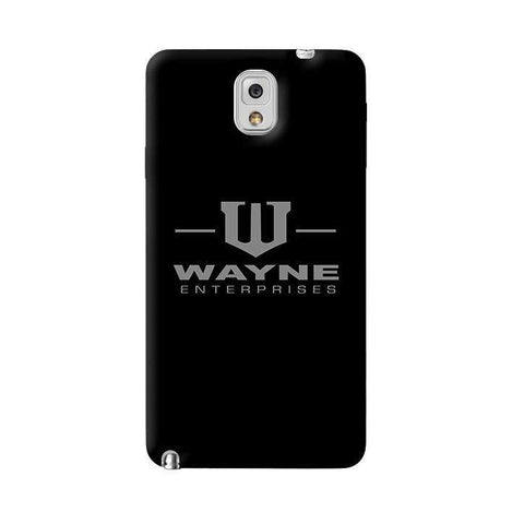 Wayne Enterprises  Galaxy Note 3 Case