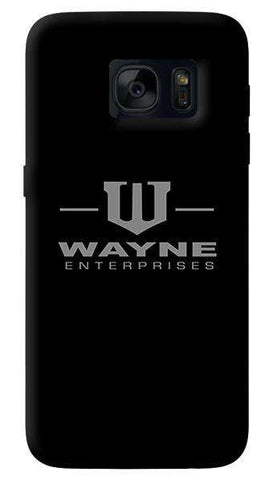 Wayne Enterprises  Samsung Galaxy S7 Edge Case