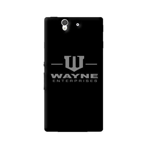 Wayne Enterprises  Sony Xperia Z Case
