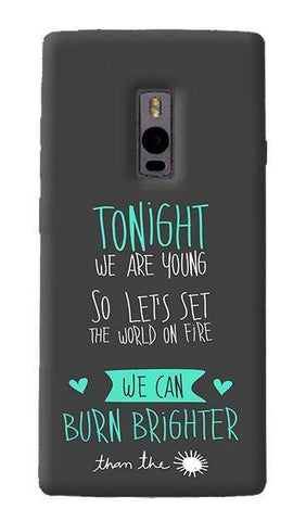 We are young OnePlus Two Case
