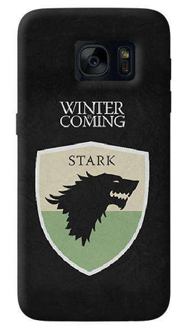 Winter Is Coming   Samsung Galaxy S7 Edge Case