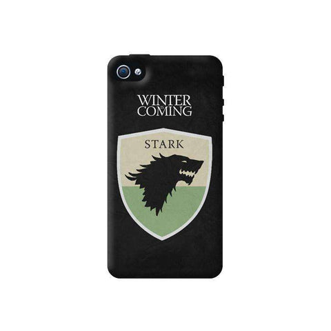 Winter Is Coming Apple iPhone 4/4S Case