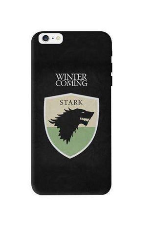 Winter is Coming Apple iPhone 6 Plus Case