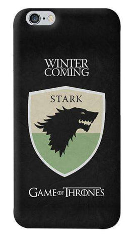 Winter is Coming Apple iPhone 6/6S Case