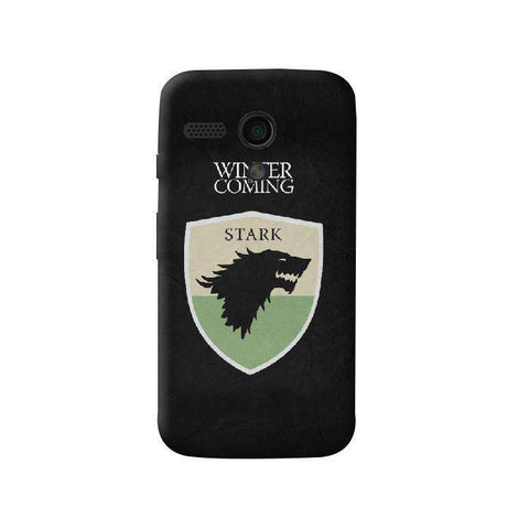 Winter Is Coming Moto G Case