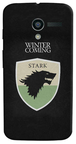 Winter is Coming Motorola Moto X Case