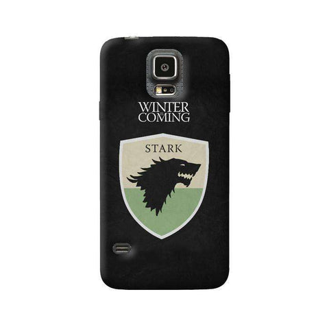 Winter is Coming Samsung Galaxy S5 Case