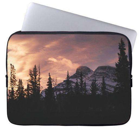 Winter Skies Laptop Sleeve