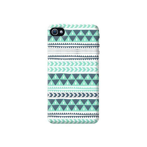 Winter Stripes Apple iPhone 4/4S Case