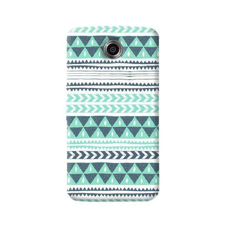 Winter Stripes Nexus 6 Case