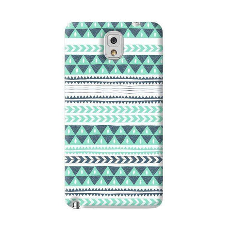 Winter Stripes Samsung Galaxy Note 3 Case