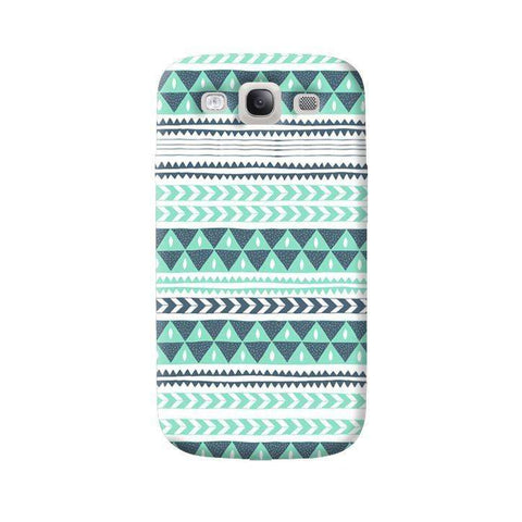 Winter Stripes Samsung Galaxy S3 Case