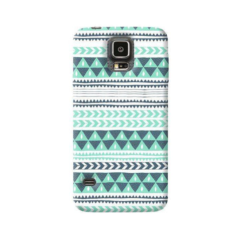 Winter Stripes Samsung Galaxy S5 Case