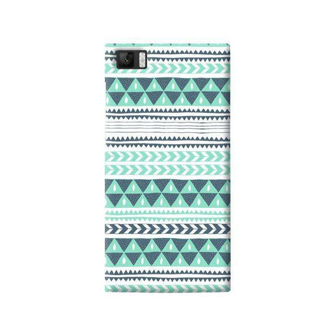 Winter Stripes Xiaomi Mi3 Case