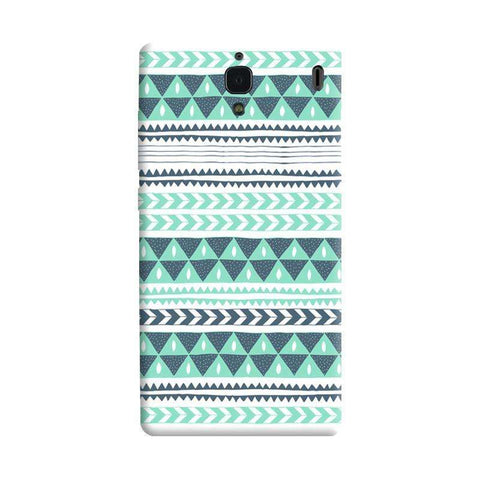 Winter Stripes Xiaomi Redmi 1S Case