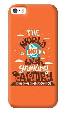 Wish Granting Factory Apple iPhone 5/5S Case