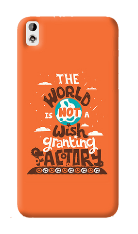 Wish Granting Factory HTC Desire 820 Case