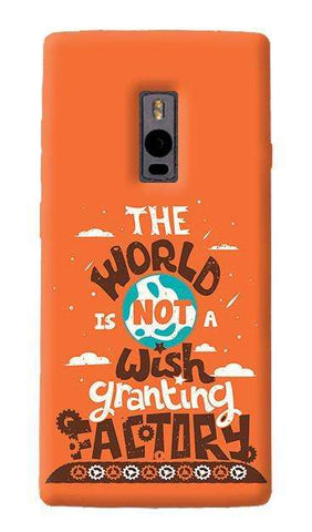 Wish Granting Factory OnePlus Two Case
