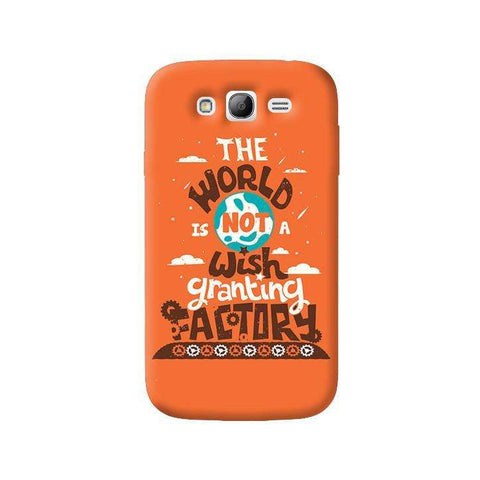 Wish Granting Factory Samsung Galaxy Grand Case