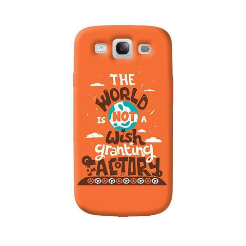 Wish Granting Factory Samsung Galaxy S3 Case