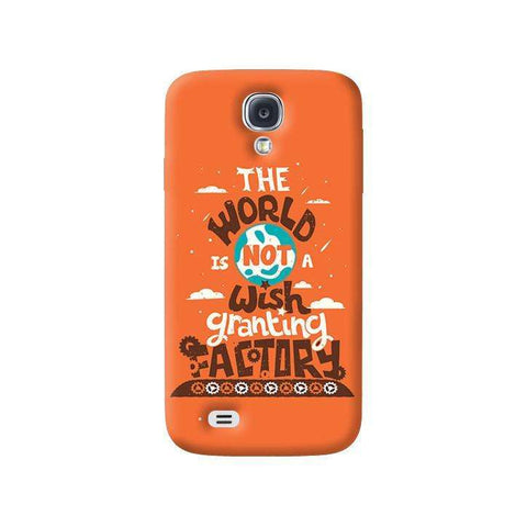 Wish Granting Factory Samsung Galaxy S4 Case