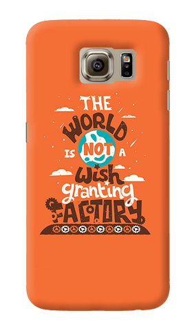 Wish Granting Factory Samsung Galaxy S6 Case