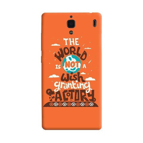 Wish Granting Factory Xiaomi Redmi 1S Case