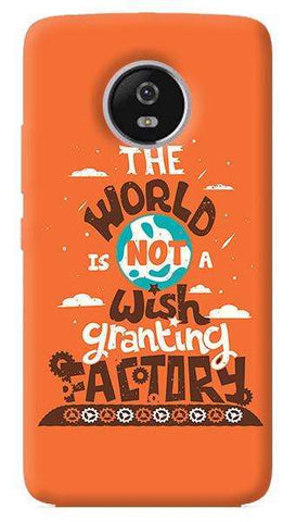 Wish Granting Motorola Moto G5 Plus Case