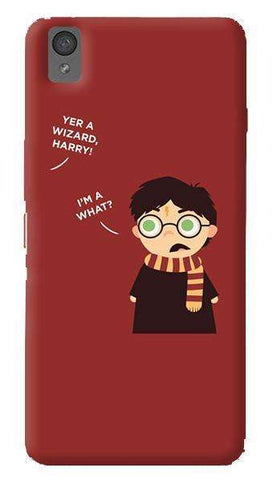 Wizard Harry  Oneplus X Case