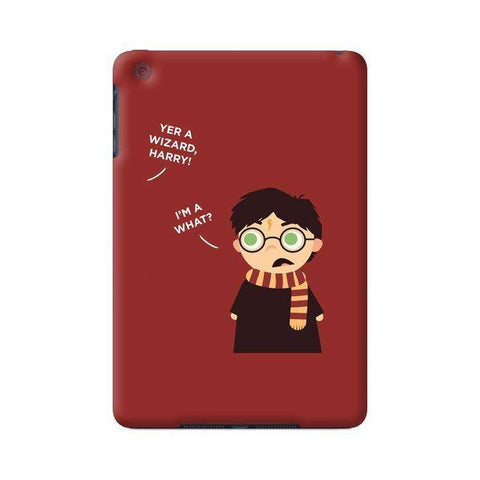 Wizard Harry Apple iPad Mini Case