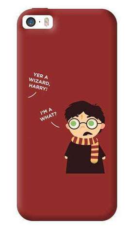 Wizard Harry Apple iPhone 5C Case