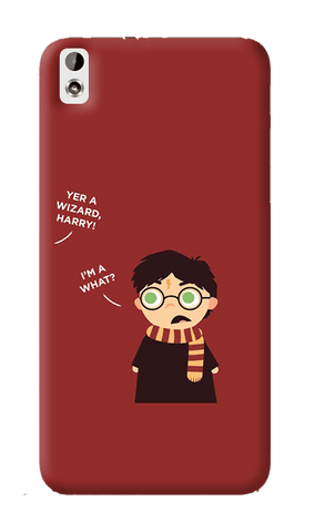 Wizard Harry HTC Desire 820 Case